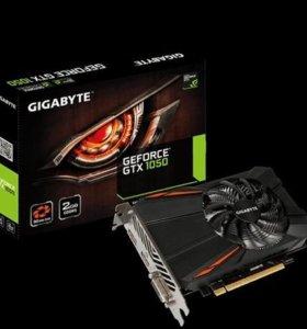 Видеокарта Gigabyte GTX1050 2ГБ