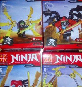 Конструктор Ниндзяго Ninjago