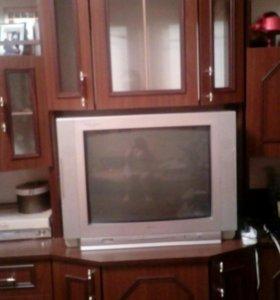 Цена за телевизор и DVD
