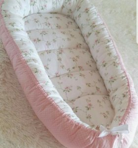 Гнездышко в кроватку