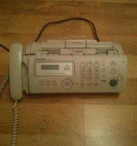 Телефакс Panasonic KX-FP207