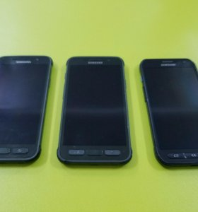 Samsung Galaxy Active S7, S6, S5