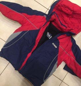 Куртка и полукомбинезон 110-116