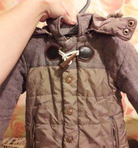 Продаю флисовую курточку