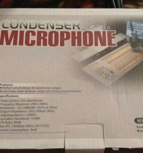 Конденсатрный Микрофон BM800