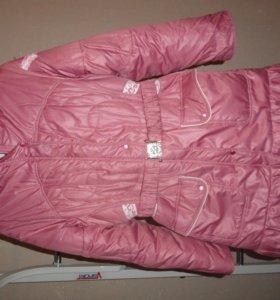 Куртка зимняя на рост 158 см