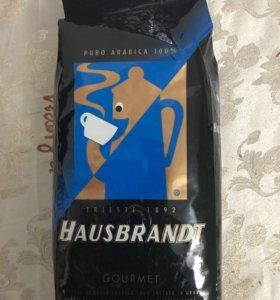 Зерновое кофе HAUSBRANDT 1 kg