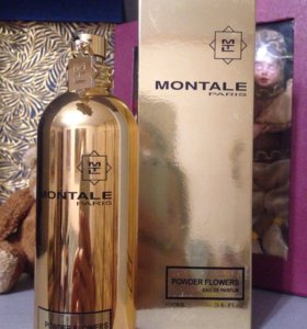 Духи MONTALE Paris - powder flowers