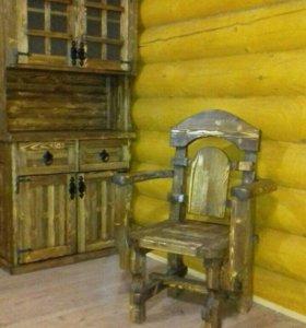 "Кресло стул ""Ришелье"" мебель под старину"