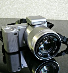 Sony nex 5 , SEL18-55 OSS