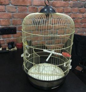 Клетка (для попугая)