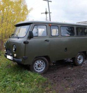 """УАЗ-2206 (""""Буханка"""")"""