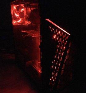 Игровой компьютер\6 ядер\ 750 Ti 4Gb gaming\8 RAM