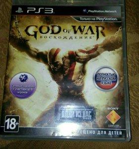 (Обмен) God of War восхождение