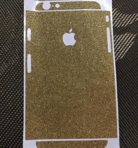 Наклейка на айфон 6