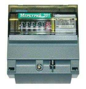 Электросчётчик Меркурий 201.5