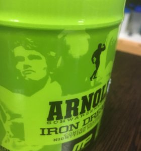 Musclepharm Arnold Iron Dream 168g