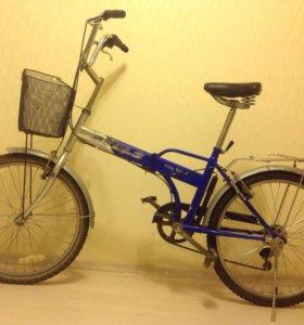 "Велосипед Stels 24"" city wind"