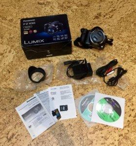 Новый фотоаппарат Panasonic Lumix DMC-FZ100