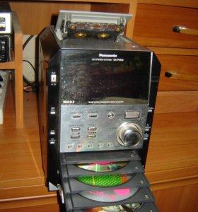 Музыкальный центр Panasonic SA-RM29