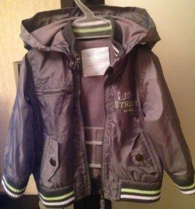 Новая курточка (от 6 мес. до 1 года)