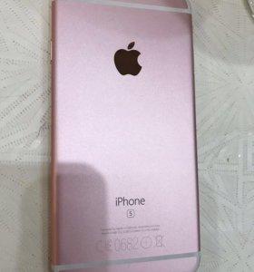Новый айфон 6s