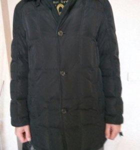 Мужское зимнее пальто/пуховик