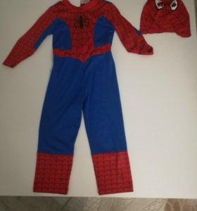 """Детский костюм """"Человек паук"""""""