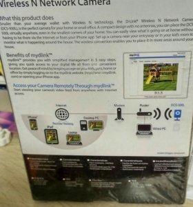 D-link dcs-930l камера для дома