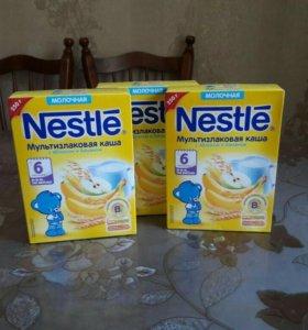 Каша Nestle