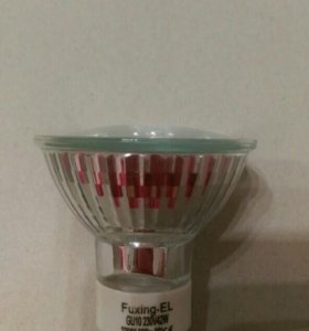 Лампочки галогеновые GU10