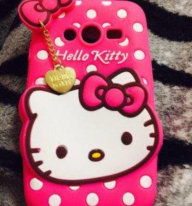 Чехол Hello Kitty