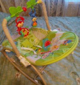 Кресло-качалка шезлонгFisherPrice