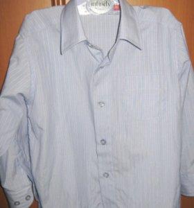 Нарядная рубашка для мальчика -2.5- 4 лет