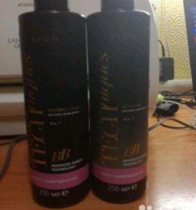 Набор шампунь +бальзам для волос