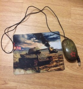 Мышка World of tanks