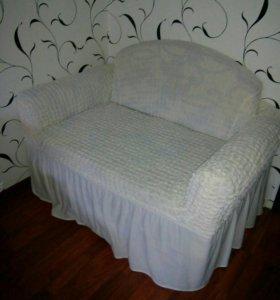 Евро чехол для мини дивана