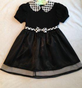 Новое Дизайнерское платье, 110 см