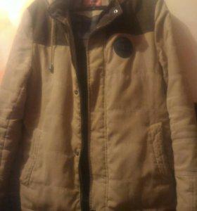 Весенне-осенняя куртка мужская