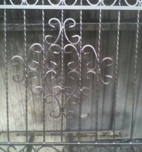 Заборы оградки