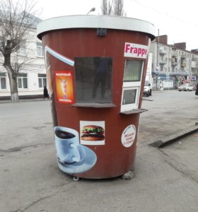 Форма (Стакан)Для продажи напитков