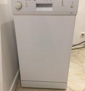 Посудомойка BEKO DFS 2520 белого цвета Б/У