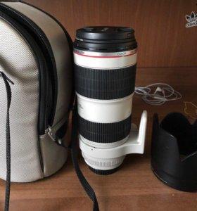 Canon 70-200F2.8