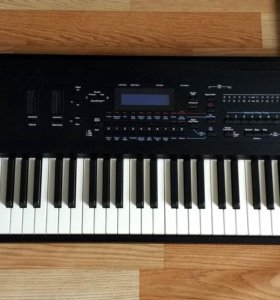 Синтезатор Ensoniq KT-76 США рояльные клавиши проф