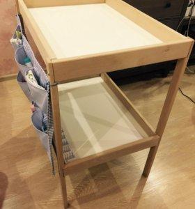 Пеленальный столик Ikea