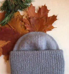 Шапка зимняя, пушистая и Тёплая