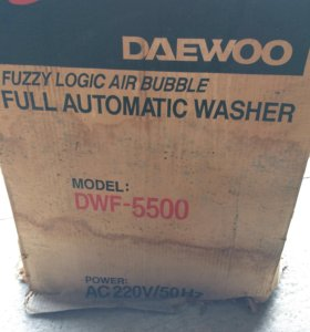 Стиральная машина DAEWOO DWF-5500