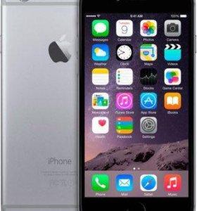 Айфон 6 на 16гб.