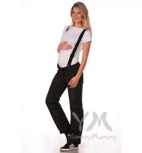 Зимние брюки для беременных и после Yammy Mammy