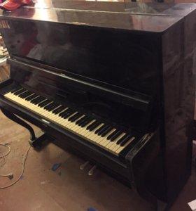 """Фортепиано """"Заря""""! БЕСПЛАТНО!В отличном состоянии!"""